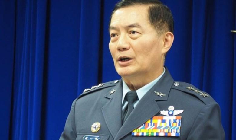 Shen Yi-ming.