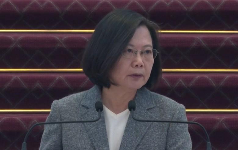 Taiwan Tsai Ing-wen