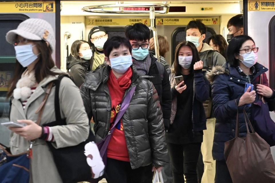 Taiwan virus