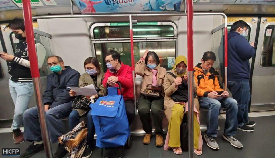 virus coronavirus mtr hong kong
