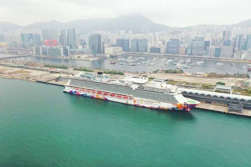 world dream virus cruise ship