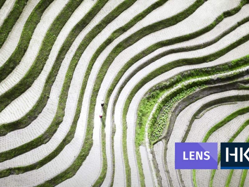 HKFP Lens: 'Water & Earth' – photographer Tugo Cheng snaps China's striking natural patterns