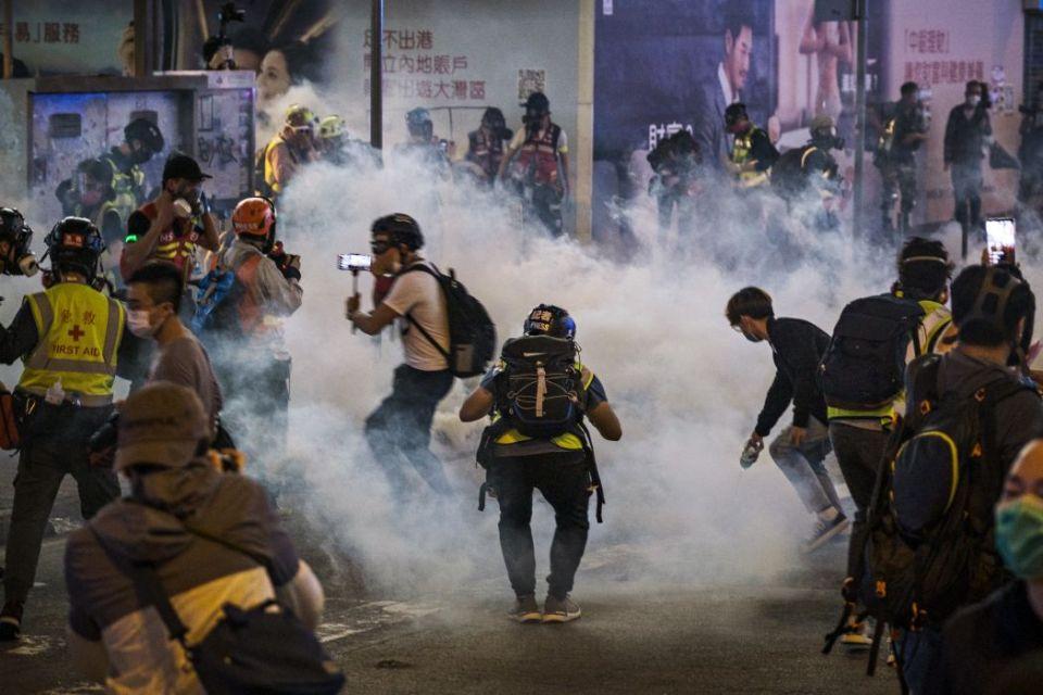 tear gas mong kok prince edward february 29