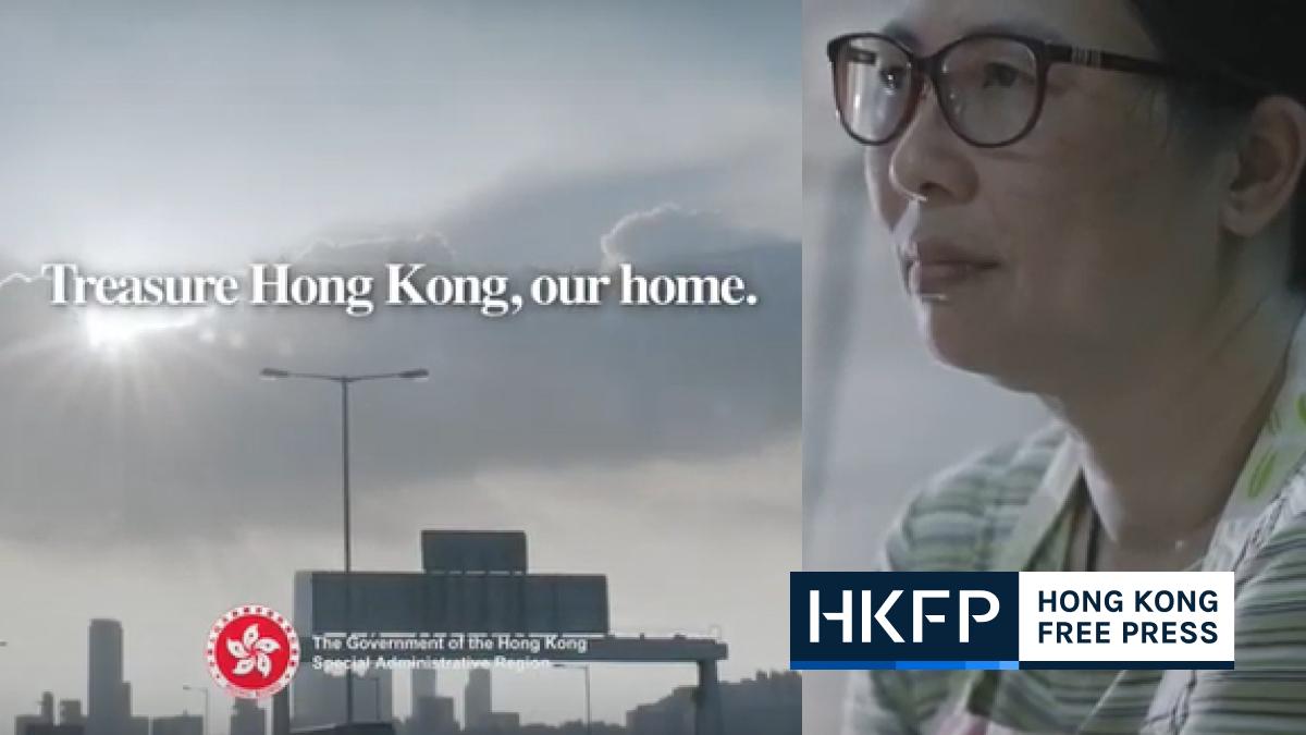 Say no to violence government tv ad
