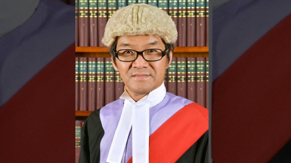 judge kwok wai kin tseung kwan o lennon wall swapped