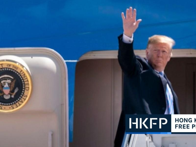 donald trump who