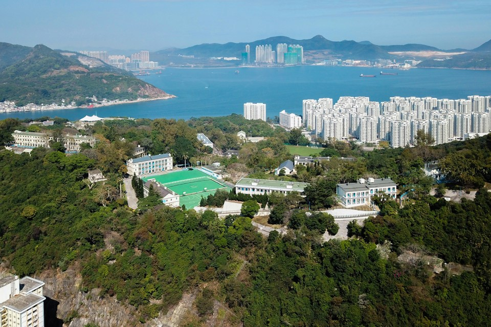 Lei Yue Mun Park and Holiday Village