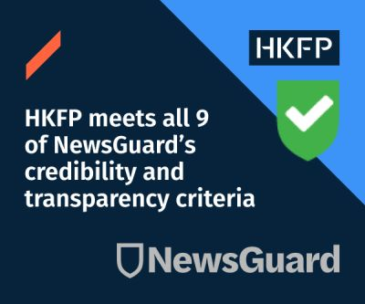 newsguard hong kong free press