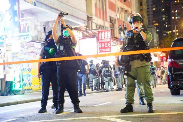 Police May 10