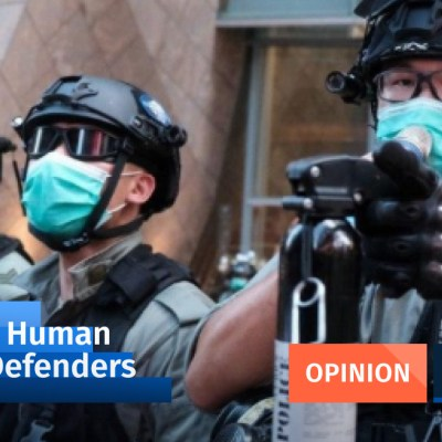 chinese human rights defenders