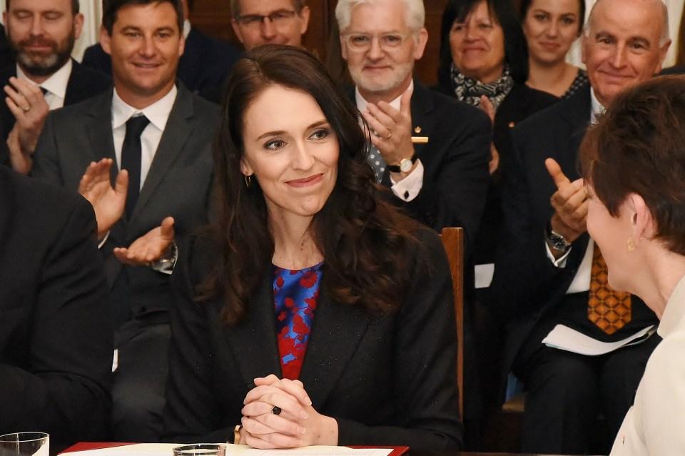 jacinda ardern prime minister new zealand