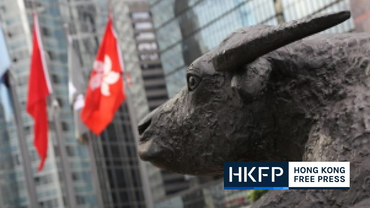investors flee hong kong