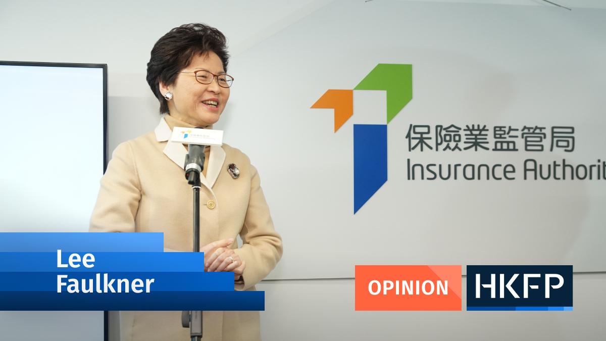 Hong Kong's 2020 legislative race: Insurance sector needs an election, not another shoo-in | Hong Kong Free Press HKFP