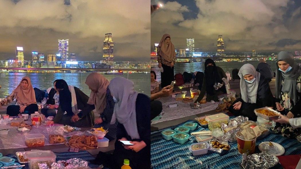 Tamar Park Ramadan