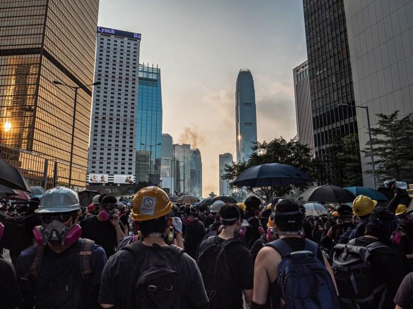 protesto de extradição 15 de setembro de 2019