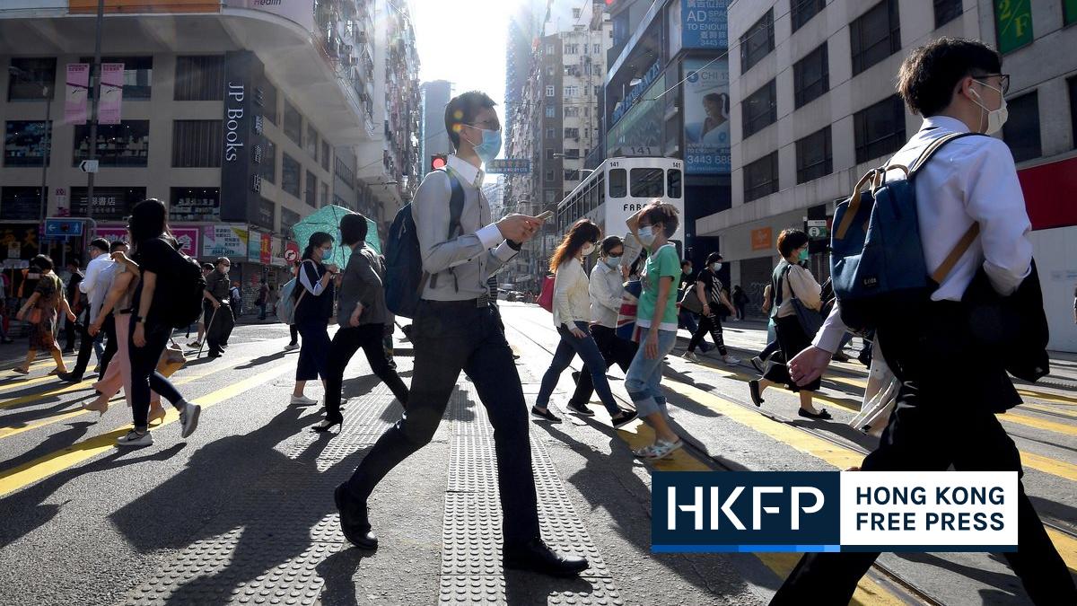 Hong Kong social distancing measures coronavirus