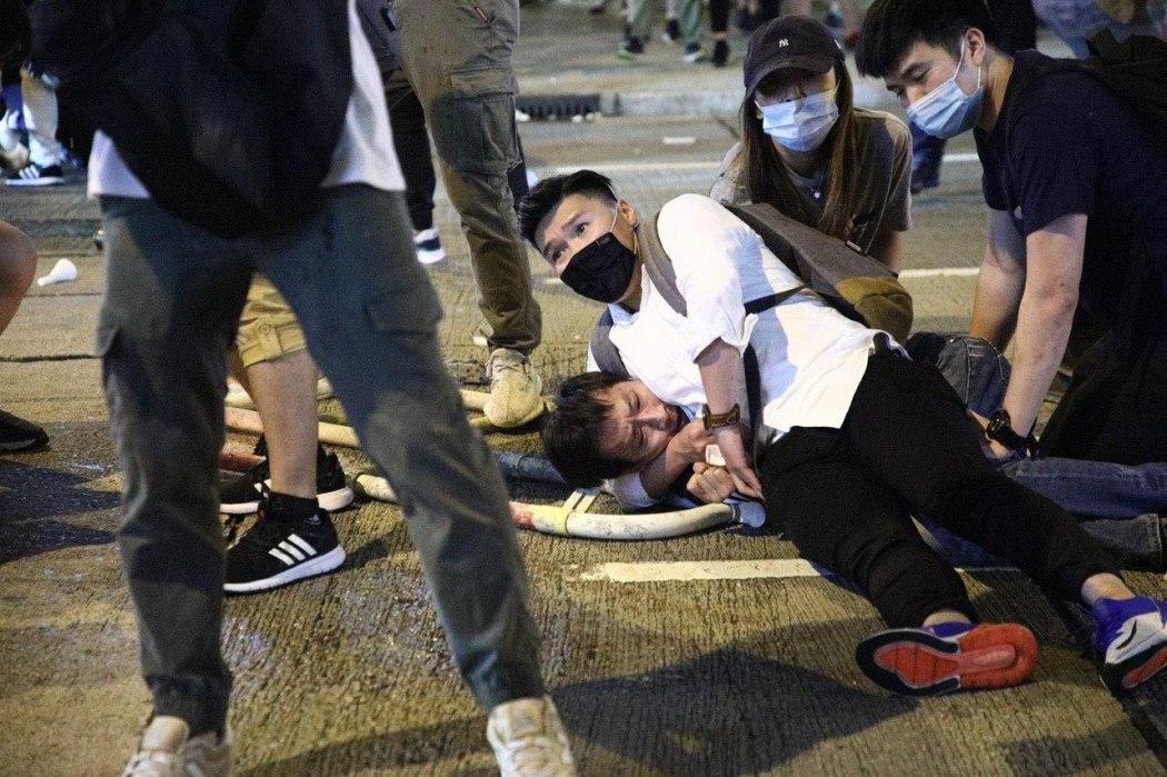 June 4 2020 Mong Kok