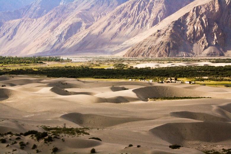 Leh Ladakh region