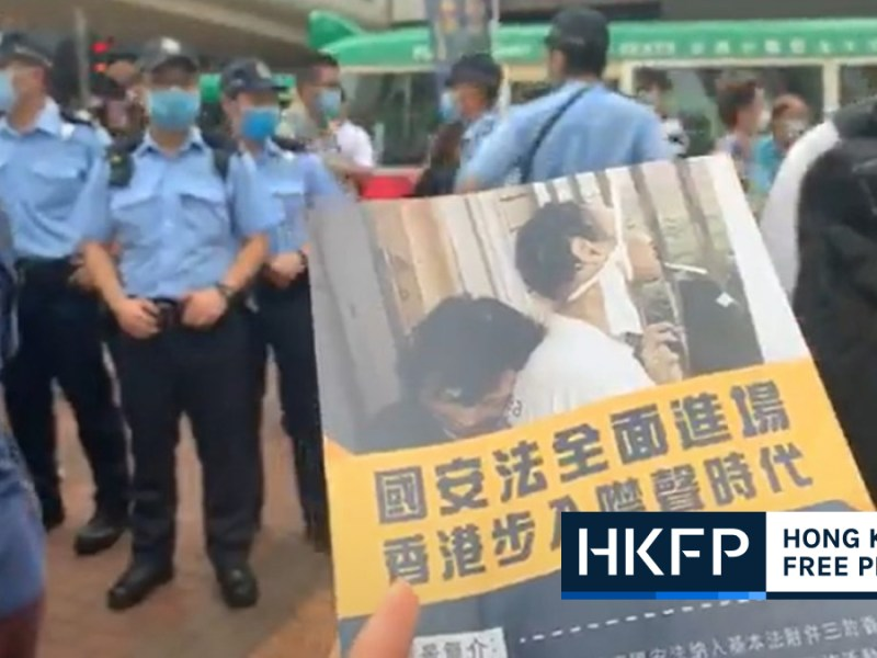 national security law liberate hong kong revolution of our times