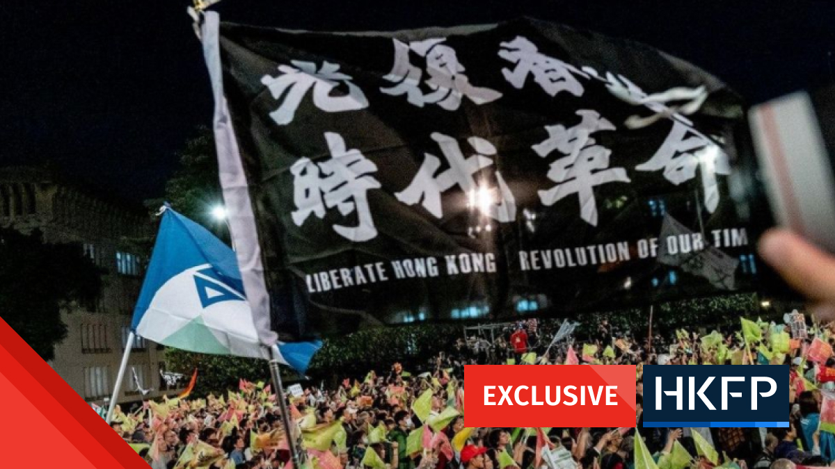 liberate hong kong the revolution of our times j
