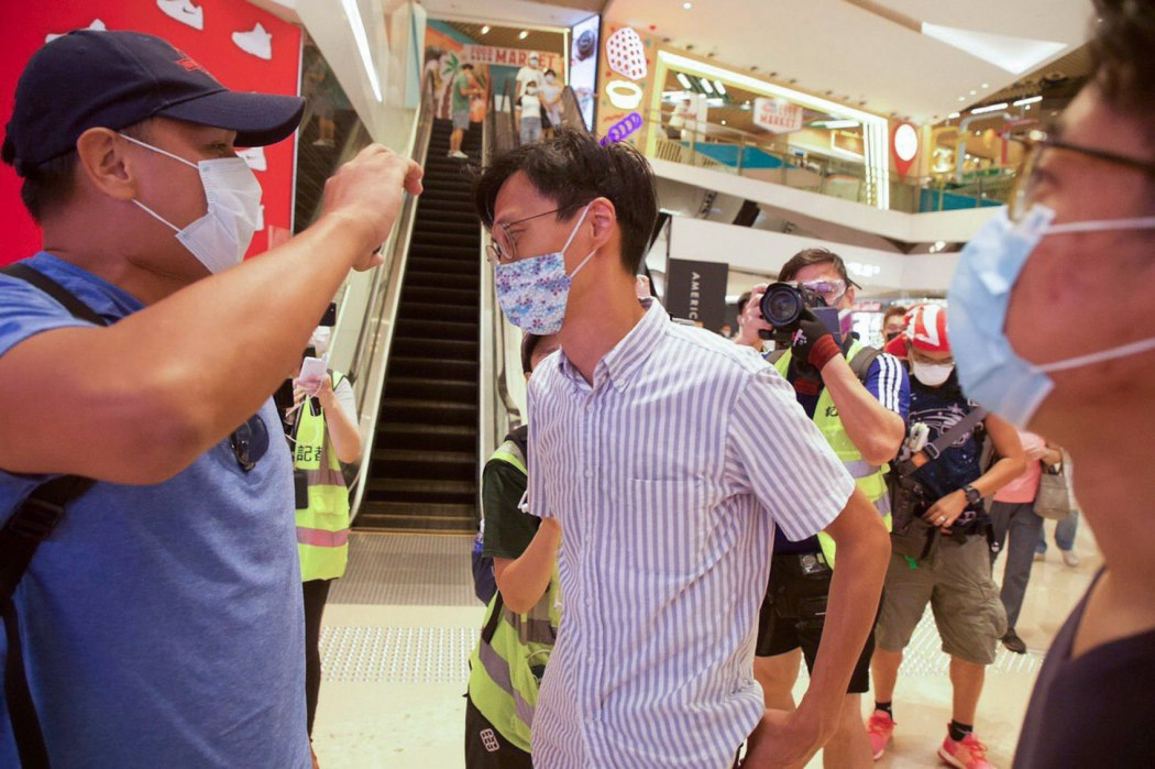 july 19 yuen long eddie chu man shek