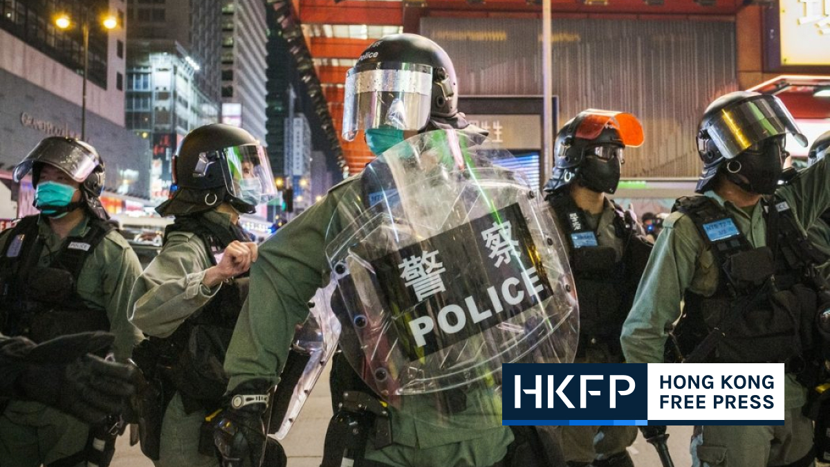 Hong Kong Security Law New Police Powers To Surveil Lawyers A Major Threat Barrister And Legal Scholars Say Hong Kong Free Press Hkfp