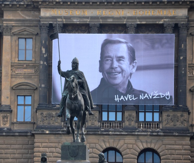 Vaclav Havel Czechoslovakia