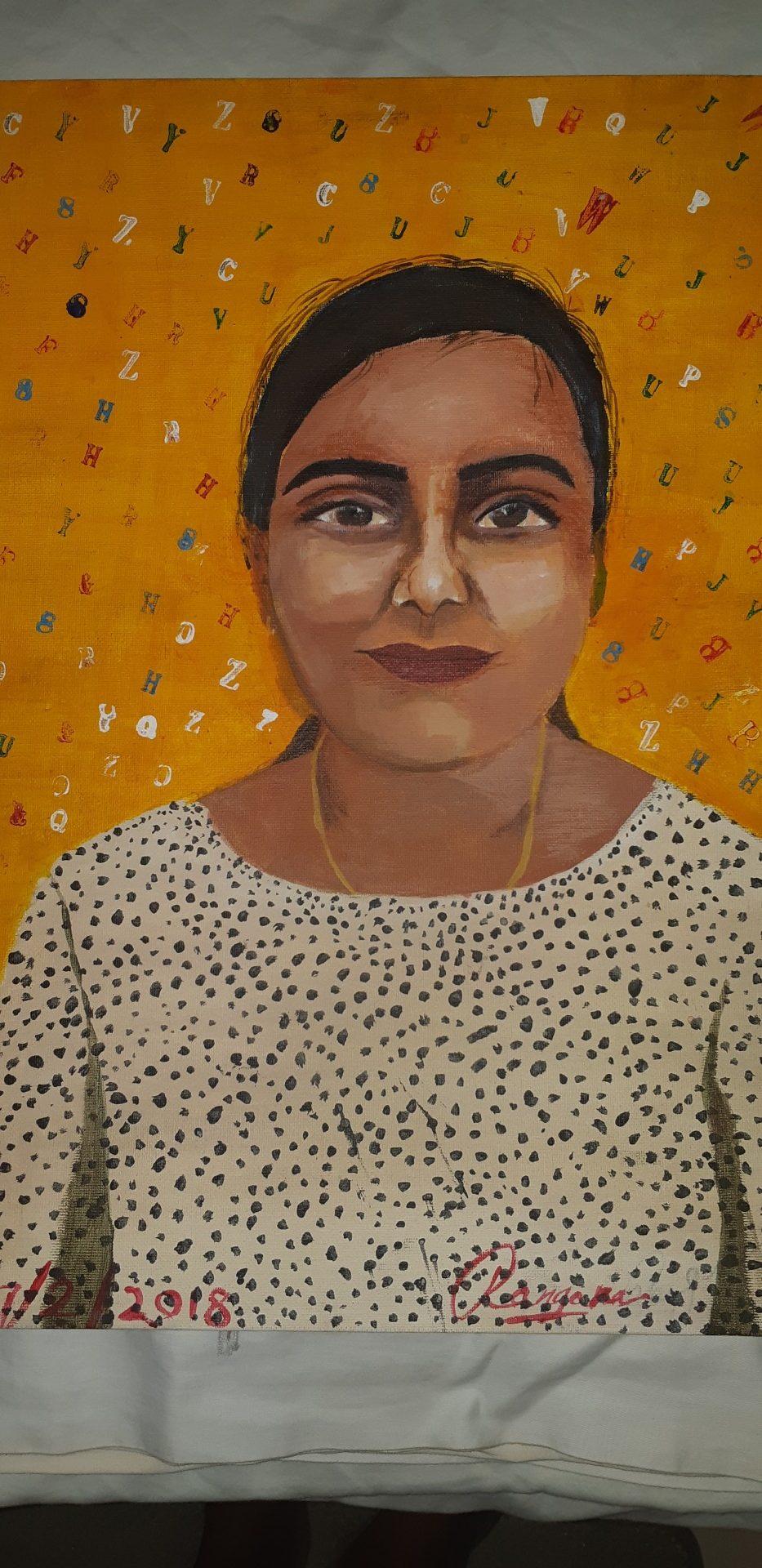 Nadeeshani Ranagana - I_m mother who never give up