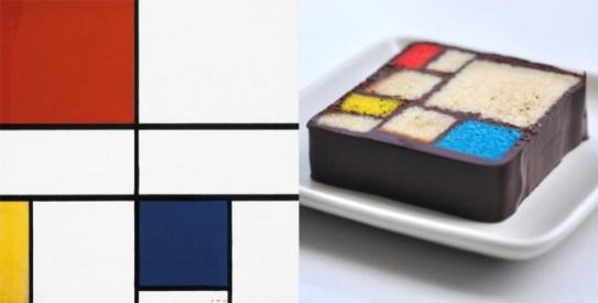 modern art dessert caitlin freeman