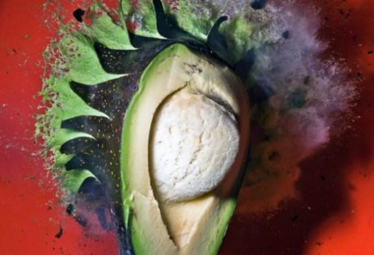 Food explosion Alain Sailer