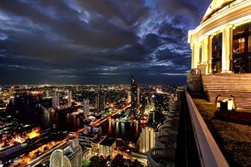 sirocco bangkok plus belle terrasse asie restaurant bar