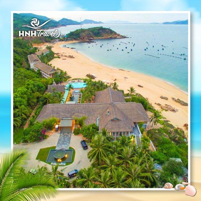 Toàn cảnh Avani Resort