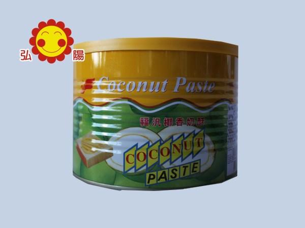 福汎椰香抹醬