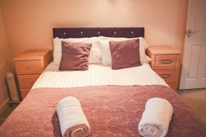 24 st anns double bedroom