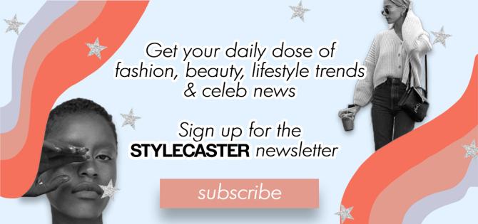 StyleCaster Banner Newsletter