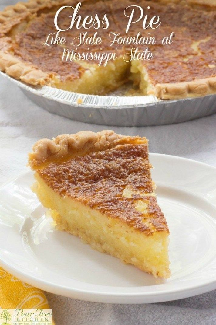 STYLECASTER | 17 Classic Pie Recipes That Deserve a Spot on Your Holiday Spread | Chess Pie