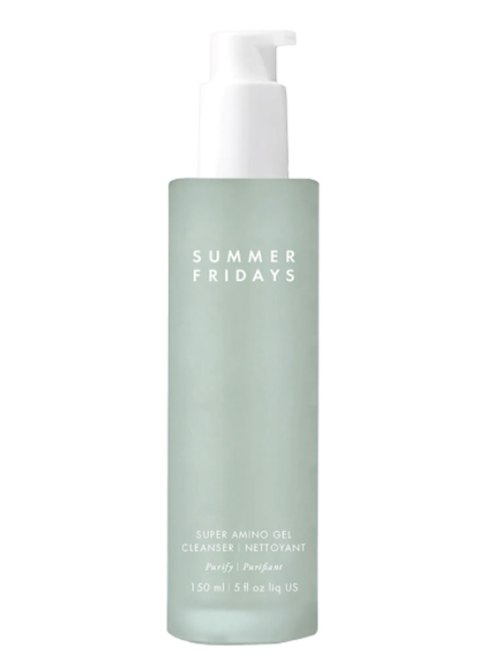 Summer Fridays Super Amino Gel Cleanser