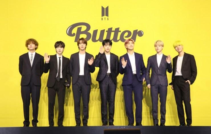 BTS – Butter mp3 download