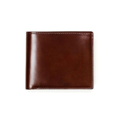 土屋鞄_CORDVAN(コードバン)_二折財布