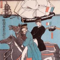 横浜絵(横浜錦絵)