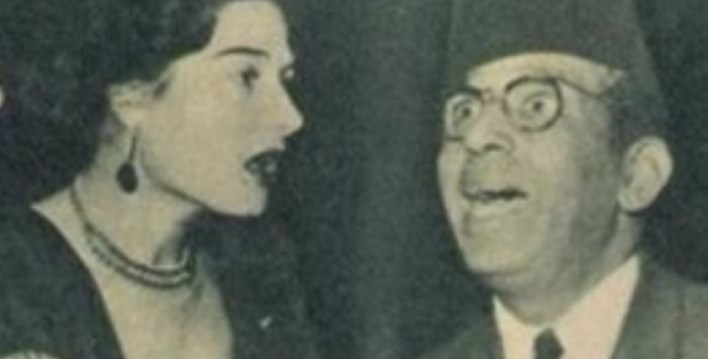عزيز عثمان وليلى فوزي  قصة زواج ليلى فوزي من عزيز عثمان: أكبر مني بـ30 سنة وكنت بقوله عمو 16351013081614162701