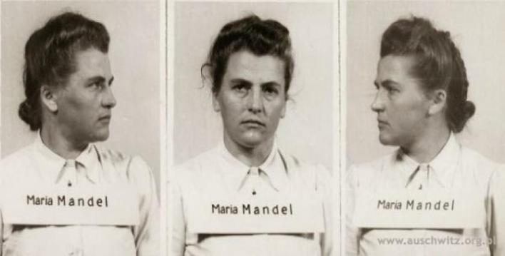 ماريا ماندل  قتلت نصف مليون شخص ولقبت بالمتوحشة.. لقطات من حياة ماريا ماندل أشهر سجانة 16932008131611404523