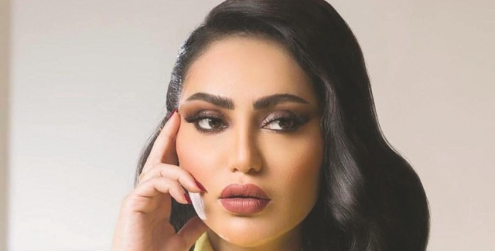 Fawzi Al-Shatti announces her pregnancy in a new way