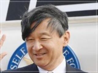 天皇陛下,かつら,ハゲ,羽田空港,画像