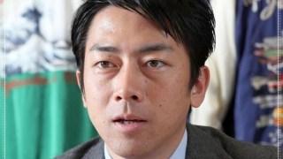 小泉進次郎の顔画像