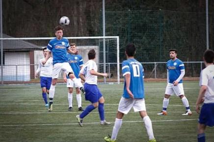 SFA gegen Menden 5 - Beide SFA-Mannschaften mit Siegen