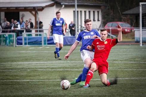SFA gegen Winterscheid 1 - Beide SFA-Mannschaften mit Siegen