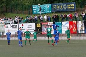 HFV Siegburg Pokal 2 - Wow! HFV kickt Siegburg aus dem Pokal