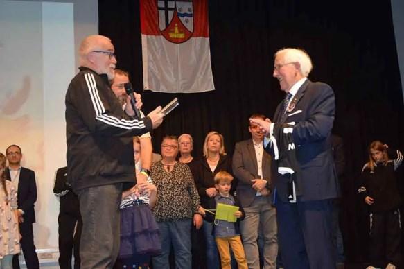 DSC 0747 - Ortsbürgermeister a.D. Josef Rüddel verabschiedet