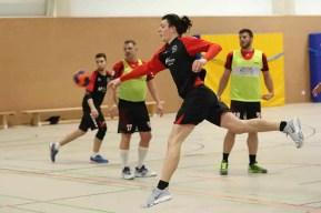 TVE gegen Niederpleis 10 - Klasse, Jungs! Handballer auf dem Weg Richtung Aufstieg